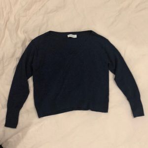 Everlane Never Worn Cropped Cashmere